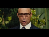 Kingsman - The Golden Circle - Merlins last song  (Take Me Home, Country Road)