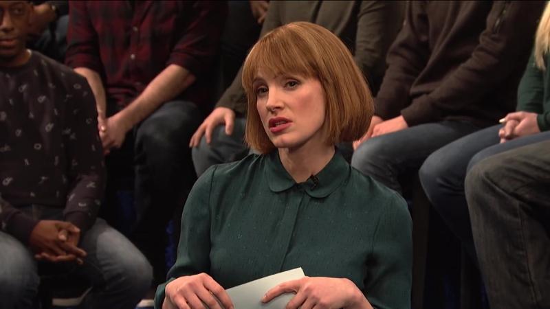 Скетч шоу «Saturday Night Live» 5 (20/01/18)