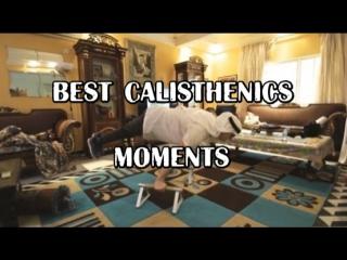 BEST STREET WORKOUT & CALISTHENICS