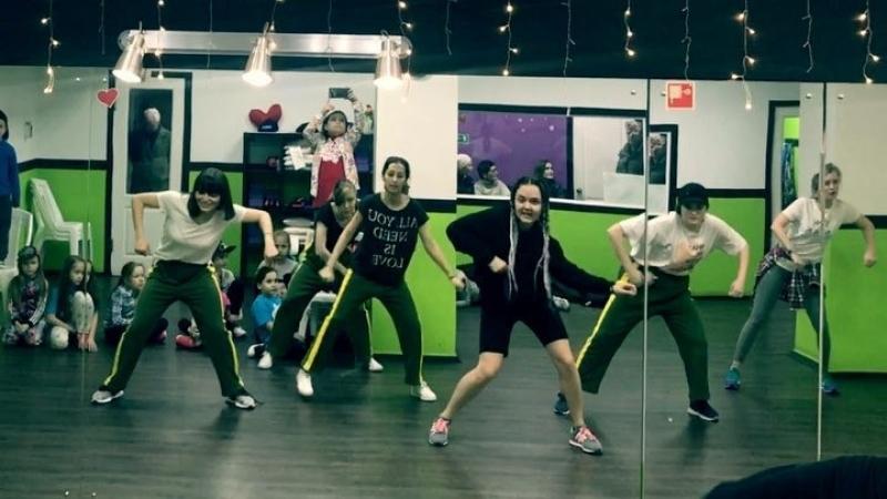 AFRO с IRRI AFROSEPT • Azonto | FREAK DANCE CENTRE