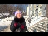 Наташа Макарова и Всероссийские любительские зимние игры