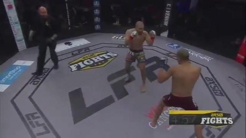LFA30 Results: Christian Aguilera def. Maicon Mendonca -- KO (Punch) 0:27 R1
