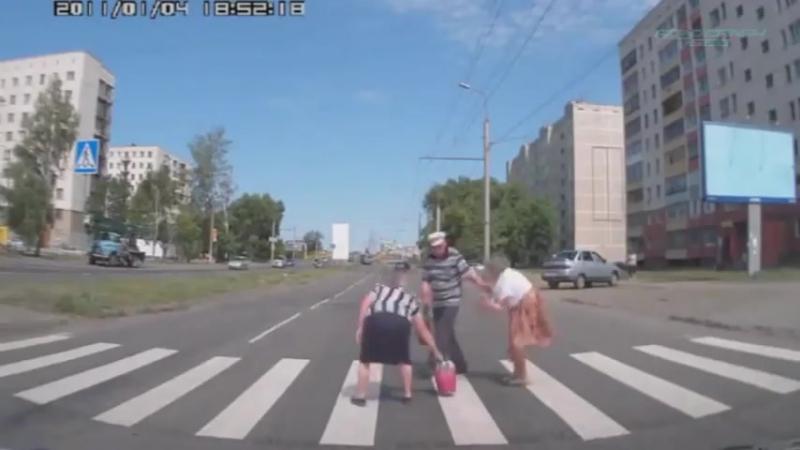 Таинственная Россия глазами водителя
