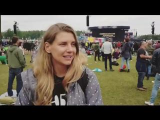 Rock Werchter 2017. Третий день.