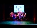 Студия современного танца Игра в контрасты - Русская зима