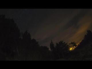 QLED TV Звездное небо