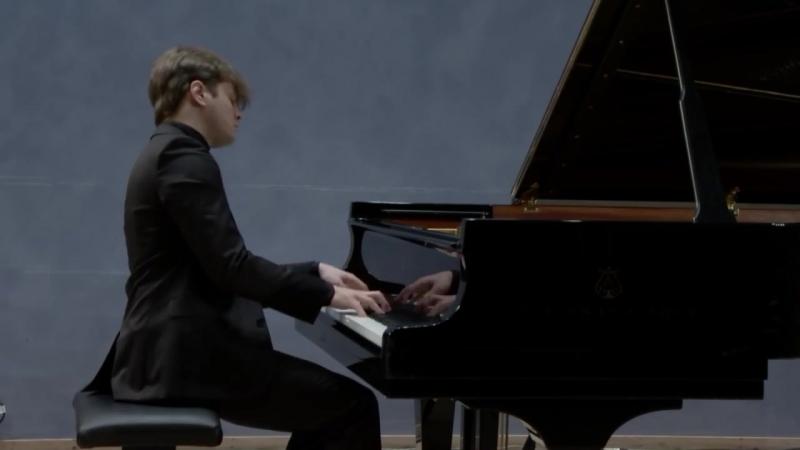 Georgy Tchaidze performs F. Chopin 4 Mazurkas op.30