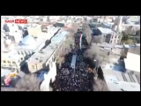 Митинг в Восточном Азербайджане (Тебриз) в поддержку иранского режима