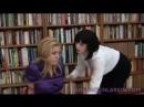 Lesbian Bondage Kissing and Foot Worship