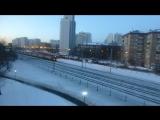 L1300576 Москва Видео МОНОРЕЛЬСА 8 марта 2018 года Володя