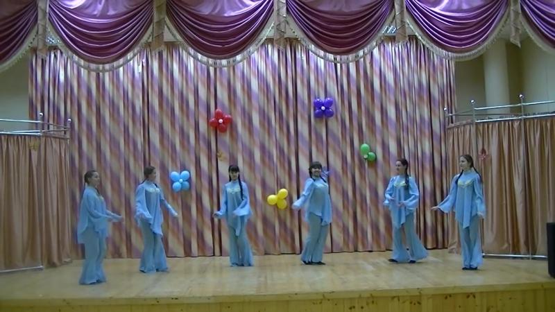 Татарский стилизованный Танец Туган Як