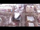Пожар Ленина Пролетарская 9:30