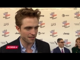 Robert Pattinson Says Working On Indie Good Time Has Been A Great Ride _ Access