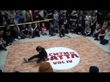СИТИ БАТТЛ vol IV BREAK DANCE первые шаги BBOY АНТОН СИМКИН (win) ws BBOY МАТВЕЙ
