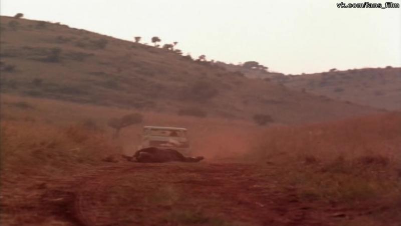 Проект Охотник за тенью 4 Охота на пришельца 1996 Перевод Пётр Карцев