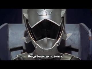 [dragonfox] Engine Sentai Go-Onger - 22 (RUSUB)