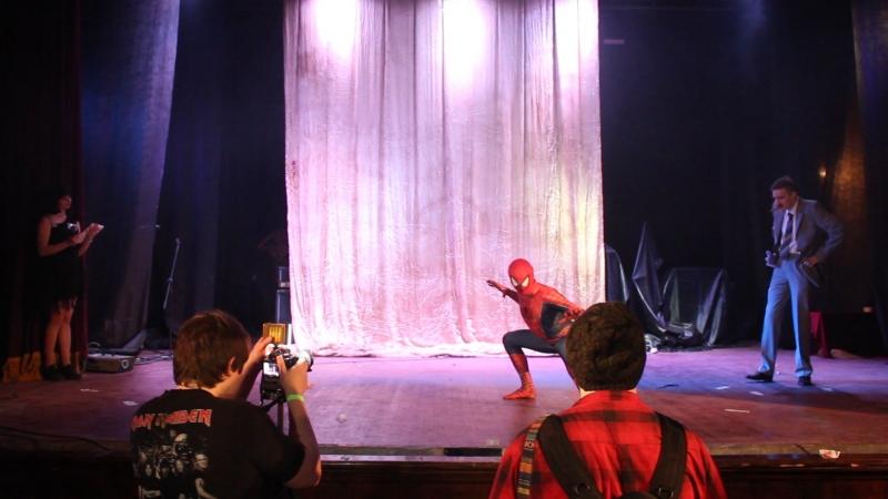 Dmitry Parker Gaudis Человек паук Джей Джона Джеймсон Spider Man Cosplay Rush vol 19