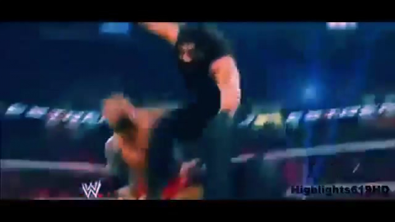 The Shield vs Evolution Highlights HD Extreme Rules 2014