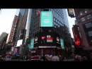 Universa at Times Square NY 30 11 17