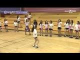 170721 Kim Eunkyul - Dance Break @ Idol School