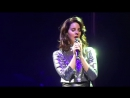 Lana Del Rey Get Free Live @ Little Caesars Arena LA To The Moon Tour