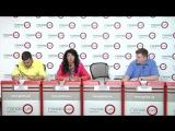 Пресс-конференция на тему_ «Тенденции недели_ прогнозы политологов»