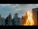 Фантастическая Четвёрка В Се Зажигания Битвы Человека Факела Джонни шторма