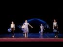 Юный танцор. Патриотический танец Синий платочек 3 место. 11.02.2018