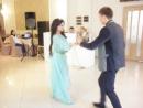 Танец свидетелей на свадьбе