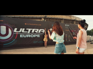 Ultra Music Festival Europe 2017 - Official 4K Aftermovie