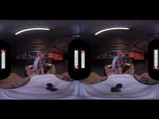Jasmine Webb VR POV (teen black ebony nigga parody cosplay линзы blowjob x-men cowgirl oculus шторм storm от первого лица virtua