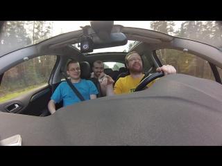 Road-trip to Ruskeala, vol2