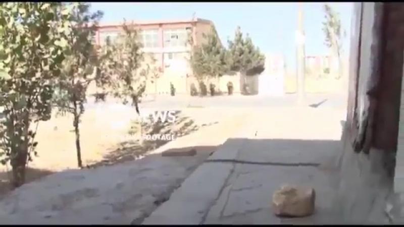 Атака на телестанцию Shamshad в афганской столице
