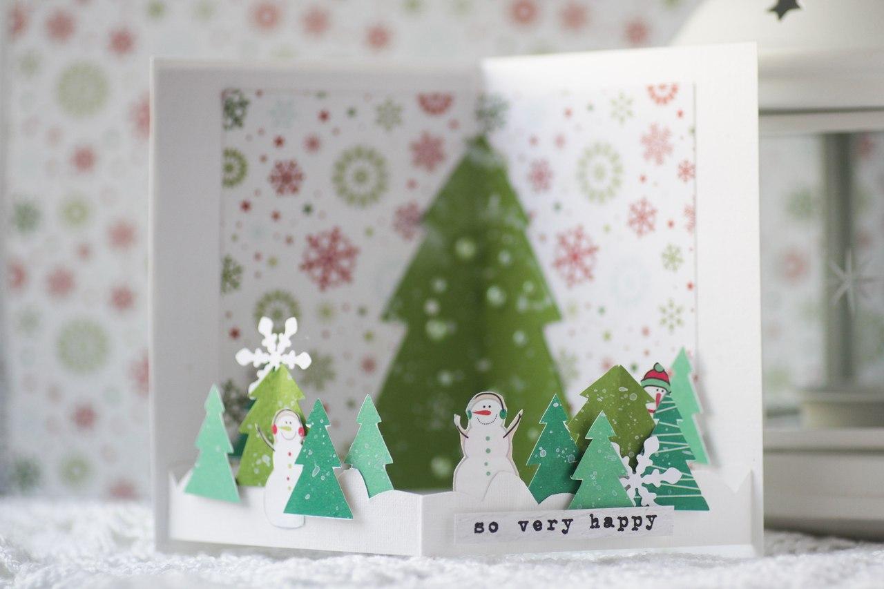 Эро картинки, новогодние открытки своими руками раскладушки
