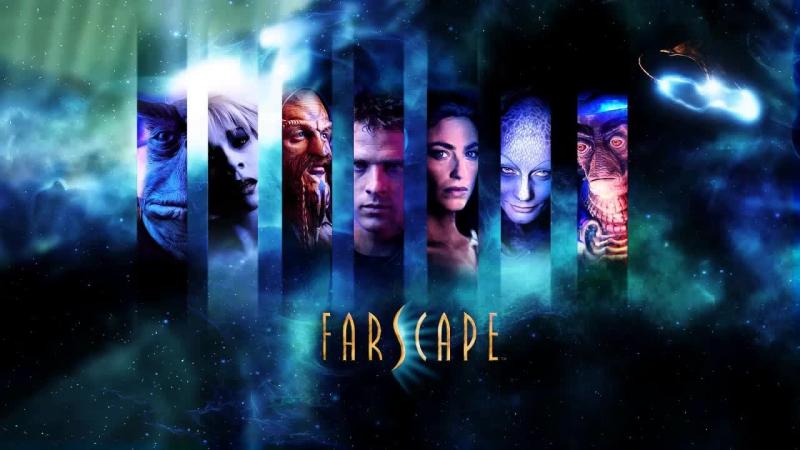 FARSCAPE - лучшие серии.