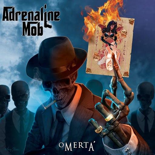 Adrenaline Mob альбом Omertá