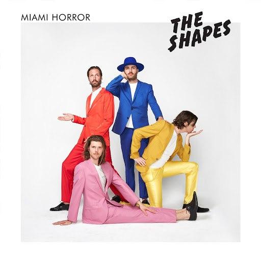 Miami Horror альбом The Shapes