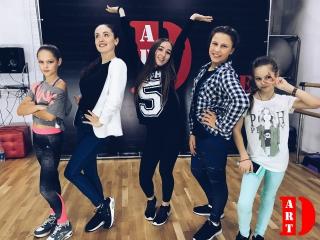 Select 2//DanceArtStudio МК//Lady's Style// Nadya Andreeva//20.01.2018