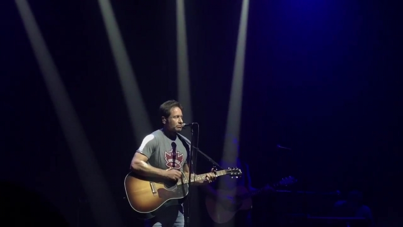 David Duchovny covering Tom Petty Square One at the Imperial