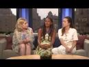 Hollywood Insiders - Sophie Cookson, Lucy Boynton, and Melanie Liburd of Gypsy