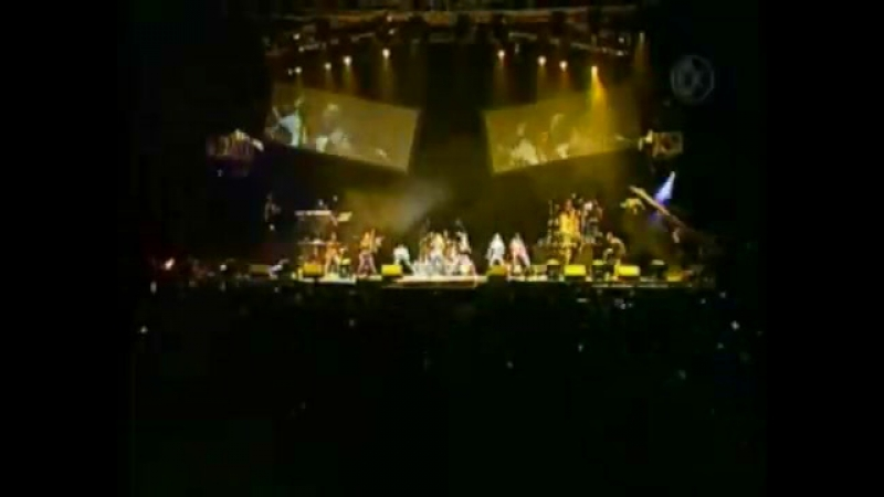 RBD - Fuera - 9 (Live In Houston) [Descarga]