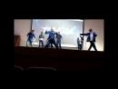 конкурс движений на вечере танцев. 10е классы