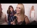 Jennifer Lawrence fala sobre Margot Robbie (16.1O.2O17) ― JGBR