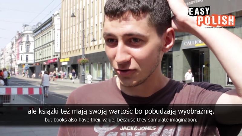 Easy Polish 16 – książka czy film