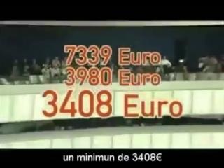 CORRUPTION VEULERIE ET DÉMOK-RAT-CHIASSE!!!!  EUROPE DE LA BANANE NOUS VOILA BIEN SERVIS