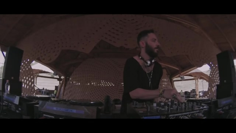 Atmos - The Only Process (Captain Hook Remix) @ Ozora Festival 2017