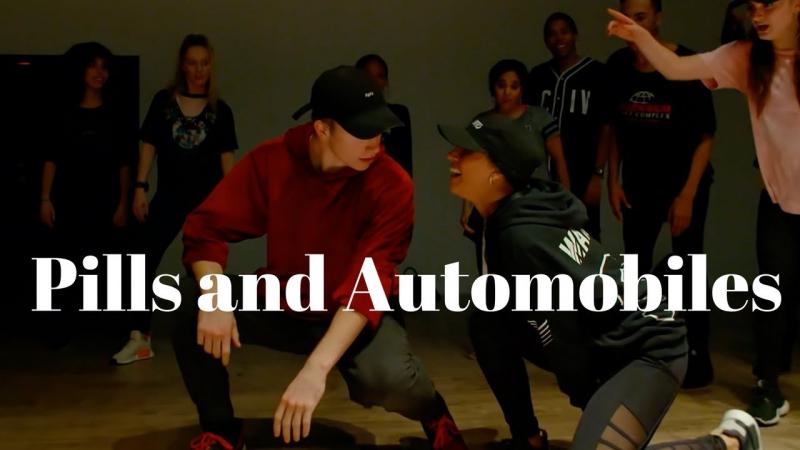 Pills and Automobiles- Chris Brown- DANCE VIDEO| @DanaAlexaNY Choreography