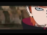 Hinatas death Naruto vs Pain Kakashi vs Pain 2009(fan animation AMV)