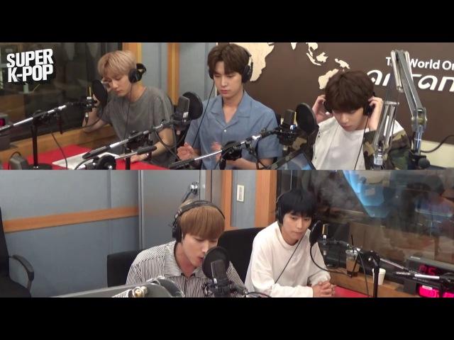 [Super K-Pop] 크나큰 (KNK) - 비 (Rain), 이 밤이 지나면 (Good Night)