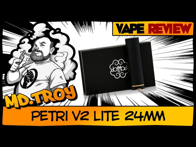 PETRI V2 LITE 24mm (by dotmod) | легкий и навалистый